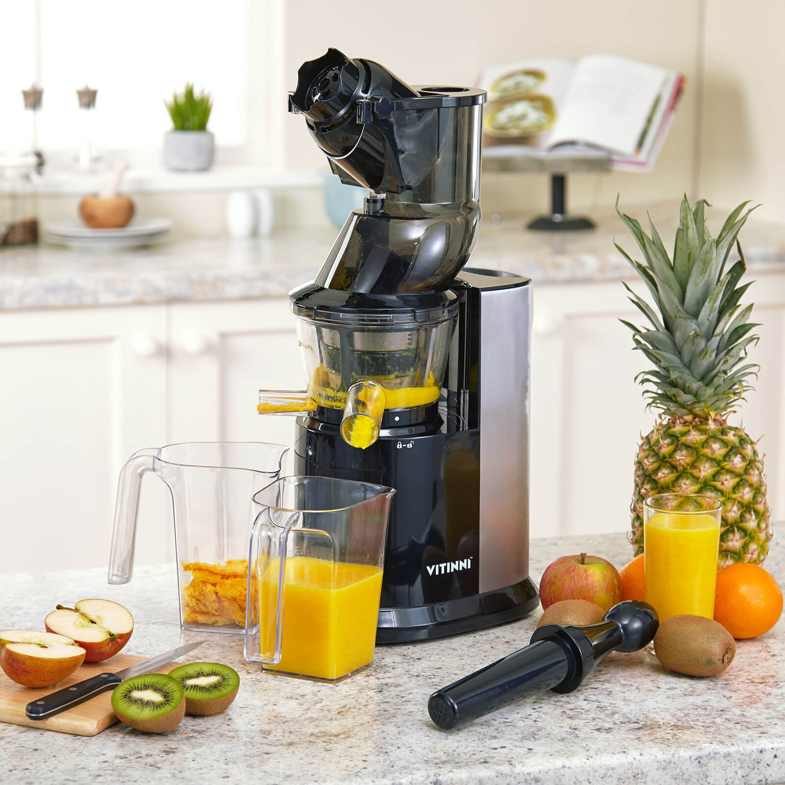 Advantages of Low Speed Juicers