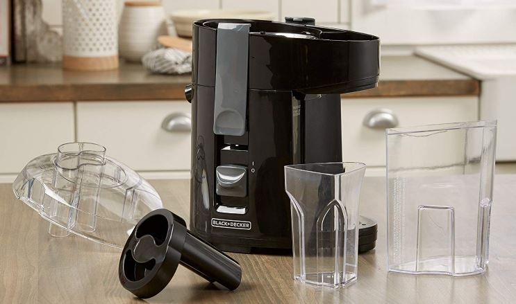 Black Decker JE2200B Juicer