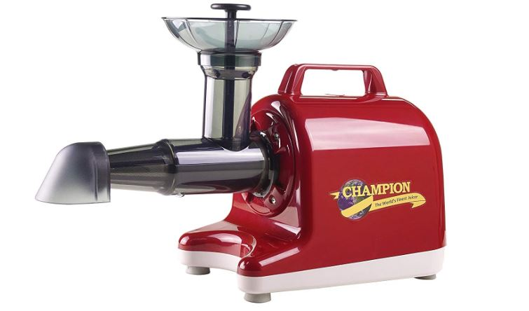 Champions Juicer Review