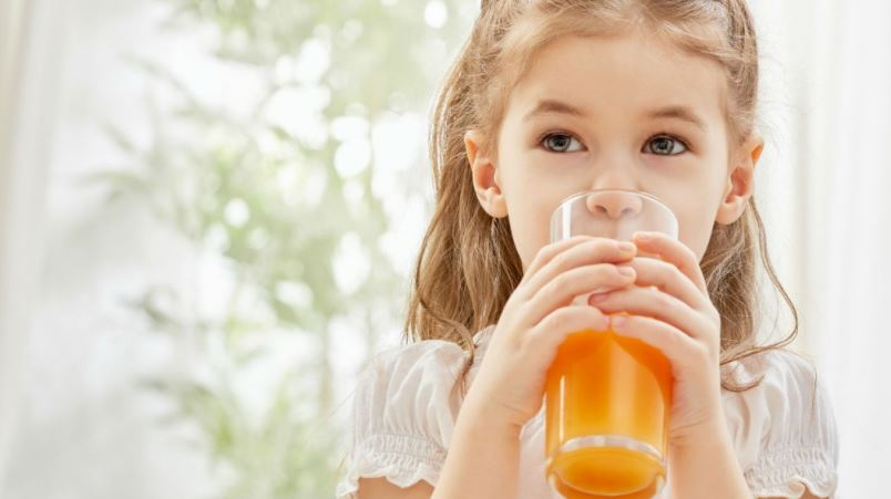 Delicious Juices Recipe High in Vitamin B2
