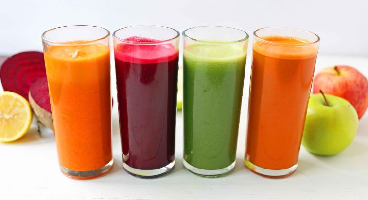 Juice Recipe for Blood Pressure