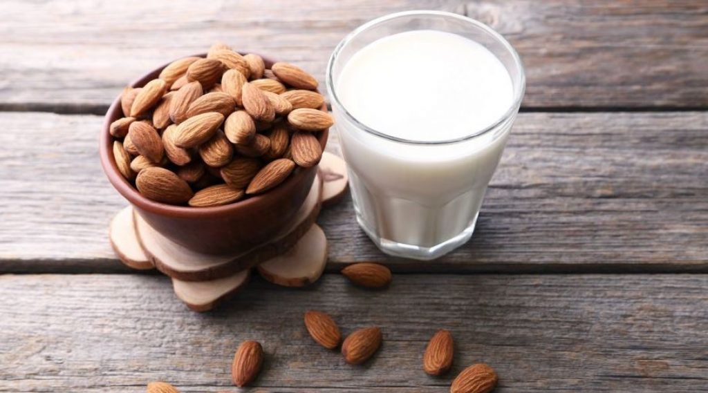 extra flavor to your almond milk
